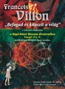 Villon_Plakat